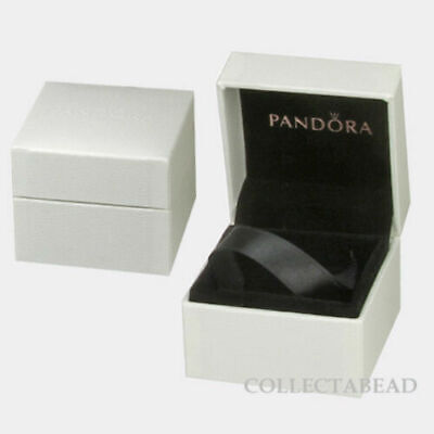 Authentic Pandora Bead or Ring Gift/Travel Box - No Jewelry Included Pearl Jewelry Gift