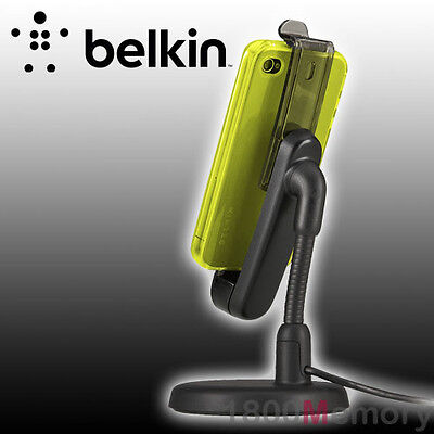 BELKIN Video Stand Charge & Sync Dock USB for iPhone 4 4S 3G iPod Touch Nano Touch Iphone Video