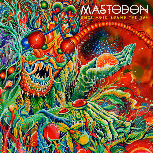 Mastodon - Once More Round the Sun [New CD] Explicit