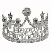 Happy Birthday Crown