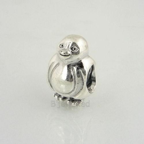 pandora penguin charms charm bracelets ebay