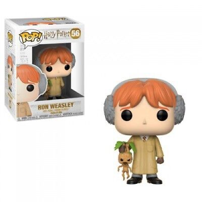 Harry Potter Funko POP! Movies Ron Weasley Vinyl Figure #56 [Herbology]