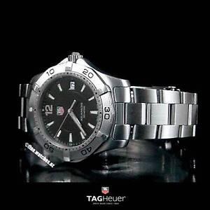 Genuine TAG HEUER AQUARACER Men's Black Dial 300M Diver Sydney Region Preview
