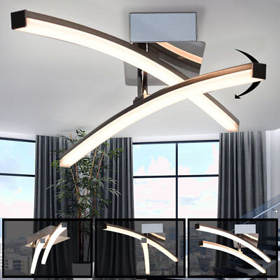 LED Decken Lampe Wohn-Zimmer Beleuchtung Spot Licht Leuchte Strahler schwenkbar