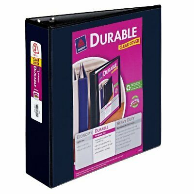 Avery Durable Reference View Ring Binder - Letter - 8.50