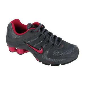 Black Nike Shox Ladies