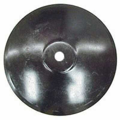 Disc Blade 22 Smooth Edge 14 Thickness 1-12 Round Axle Raised Flat Center