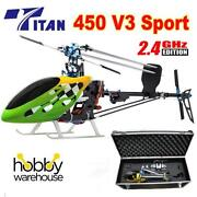 450 RC Helicopter RTF