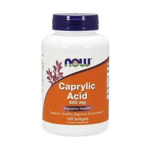 Caprylic Acid x 100Sgels, 24hr dispatch, Now Foods