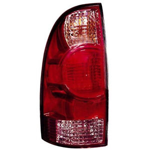 2005 2006 toyota tacoma new left driver side tail light assembly. Black Bedroom Furniture Sets. Home Design Ideas