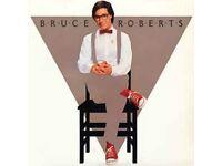 BRUCE ROBERTS-Bruce Roberts Vinyl Album. Elektra K52061.