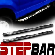 Nissan Frontier Nerf Bars