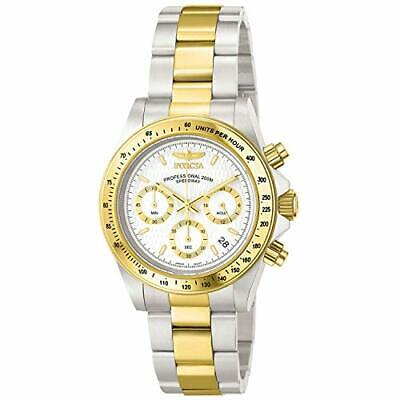 Invicta Men's 9212 Speedway Analog Japanese Quartz Chronograph Stainless Steel