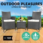 Wicker Outdoor Table and Chair Sets