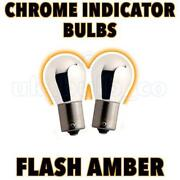 Chrome Indicator Bulbs