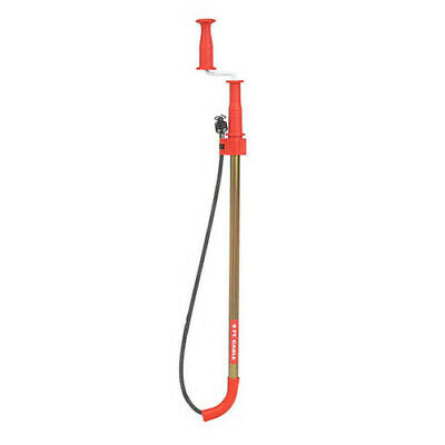 Ridgid K-6 Dh 59802 6 Ft. Toilet Auger With Drop Head