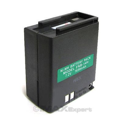 7 2V 1650Mah Fnb 10 Fnb 14 Fnb 17 Battery For Yaesu Ft 23R Ft 33R Ft 73R Ft 470
