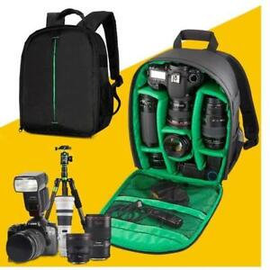 CAMERA BACKPACK/SHOULDER BAG For Nikon Canon Sony, New with tags