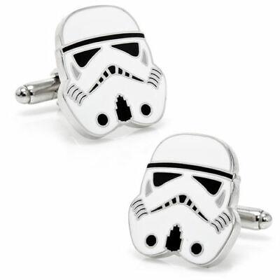 Cufflinks Novelty * Movies, Games, TV * Star Wars Storm Trooper