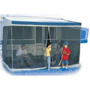 RV Camper Trailer Pop Up A&E Dometic Trim Line 13' Screen Room Privacy Panels