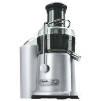 Breville Juice Fountain Plus Centrifugal Juicer - BREJE98XL. New