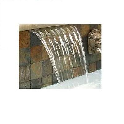 Swimming Pool Waterfall 12