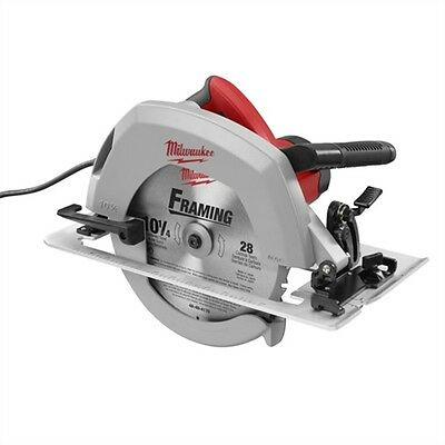6470-21 Milwaukee 10-14 Circular Saw 15amp With Case