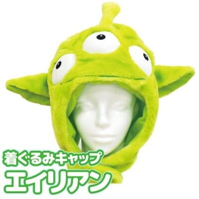 Disney Toy Story Alien Cosplay Costume Hat Unisex SAZAC official From Japan F/S