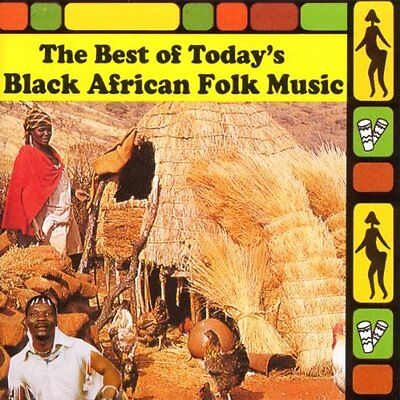 The Best of Today's Black African Folk Music CD 1995 Simon Ngobeni ~ Boyoyo (Best African Music Albums)