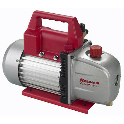 Robinair 15500 Vacuum Pump 5 Cfm Two Stage 110v