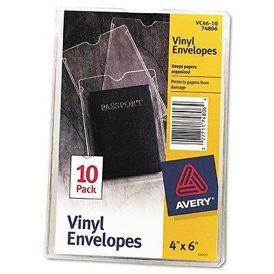 Avery Vinyl Envelopes - 74806