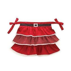 christmas half apron - Christmas Apron
