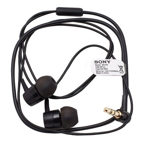 Genuine MH755 Headset Earphone for Sony SBH20 SBH50 SBH52 Bluetooth Xperia Z2 Z3 available at Ebay for Rs.990