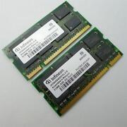 1GB DDR PC2700 Laptop
