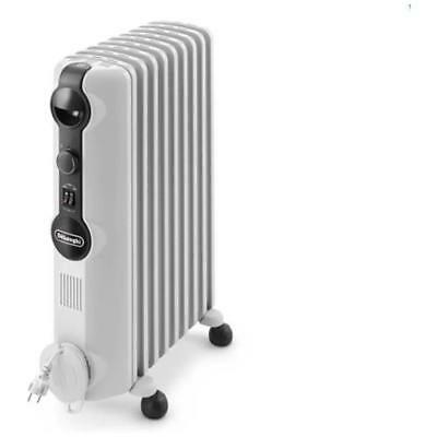 DE LONGHI TRRS0920 Radiatore ad Olio Elettrico Potenza 2000 Watt