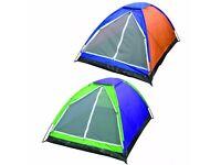 Silver Coated 2-Man Tent - Brand New - Kilmarnock Area