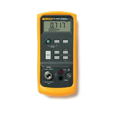 Fluke 717-1g Pressure Calibrator -1 To 1 Psi