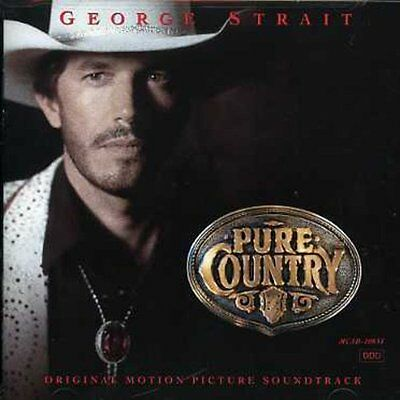 George Strait   Pure Country   O S T   New Cd