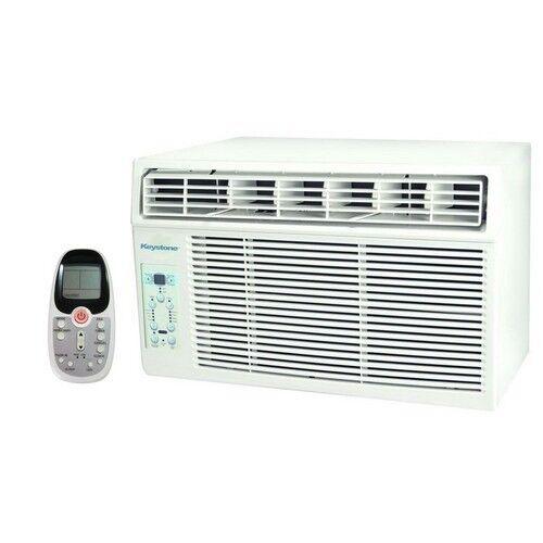 Keystone 6000 BTU Air Conditioner Ac Window Mounted With Rem