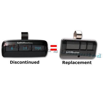 Liftmaster 895MAX 3-Button Premium Remote Control Replaced by 893MAX 3-Button