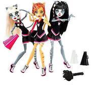 Monster High 3 Pack