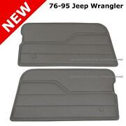 Jeep Door Panels
