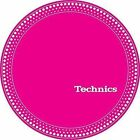 Technics DJ Turntable Slipmats for Technics