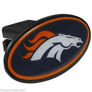 Denver Broncos Hitch Cover
