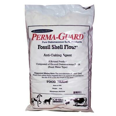 Perma Guard Diatomaceous Earth Fossil Shell Flour Food Grade 5 (Food Grade Fossil Shell Flour Diatomaceous Earth)