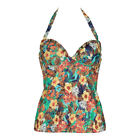 Tankini Floral Swimwear for Women
