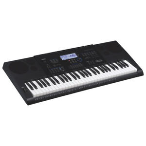 Casio ctk-6200 61-Key HighGrade Electric Keyboard-NEW in box