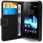 Sony Xperia J Leather Case