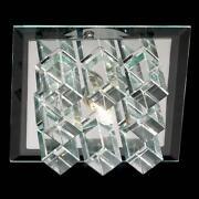 Brass Flush Ceiling Light