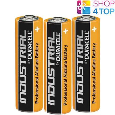3 DURACELL AA ALKALINE LR6 BATTERIEN 1.5V INDUSTRIE MIGNON MN1500 AM3 E91 NEU Industrie Alkaline-batterien